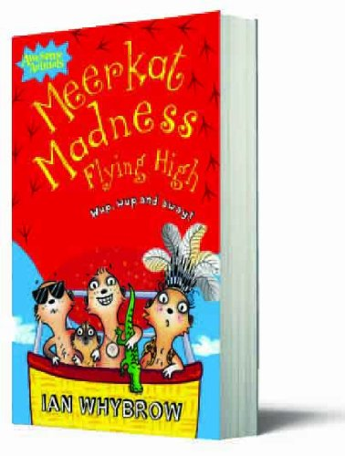 9780007527830: Meerkat Madness Flying High (Awesome Animals)