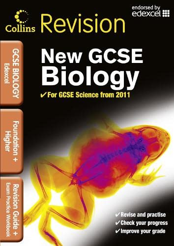 9780007527922: Edexcel GCSE Biology: Revision Guide and Exam Practice Workbook (Collins GCSE Revision)