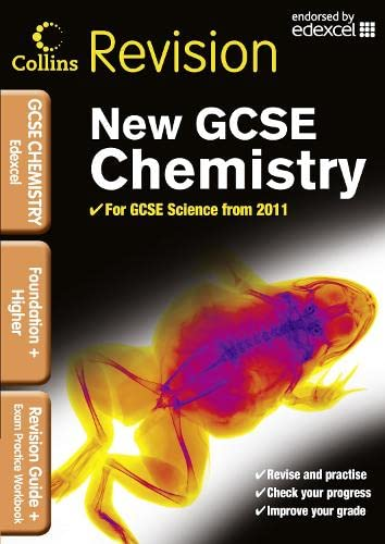 9780007527939: Edexcel GCSE Chemistry: Revision Guide and Exam Practice Workbook (Collins GCSE Revision)