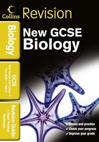 9780007527953: OCR 21st Century GCSE Biology: Revision Guide and Exam Practice Workbook (Collins GCSE Revision)