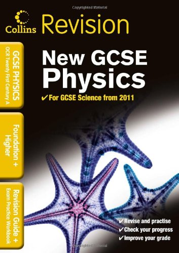 9780007527977: OCR 21st Century GCSE Physics: Revision Guide and Exam Practice Workbook (Collins GCSE Revision)