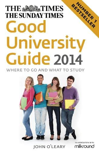 9780007528134: The Times Good University Guide 2014