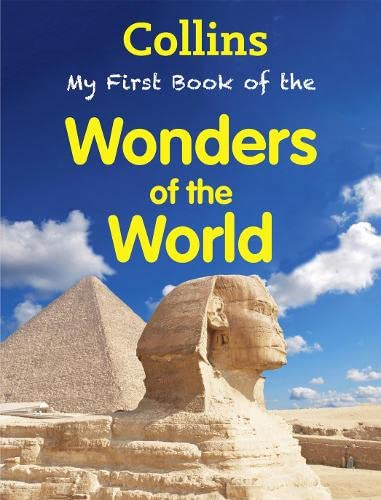 9780007528295: My First Book of the Wonders of the World