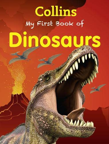 9780007528301: My First Book of Dinosaurs
