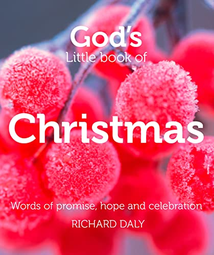 9780007528332: God's Little Book of Christmas: Words of promise, hope and celebration