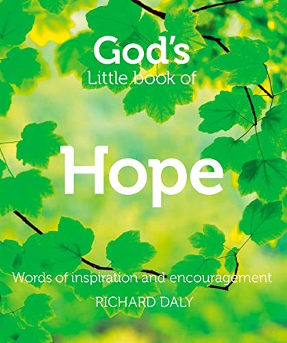 9780007528356: God's Little Book of Hope: Words of inspiration and encouragement