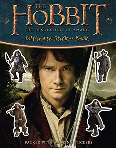 9780007528752: Ultimate Sticker Book (The Hobbit: The Desolation of Smaug)