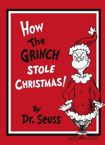 9780007529537: How The Grinch Stole Christmas! Gift Edition (Dr Seuss)