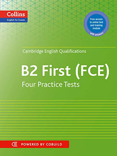 9780007529544: Cambridge English: First: Four Practice Tests For Cambridge English: First (Fce) (Collins English for Exams)