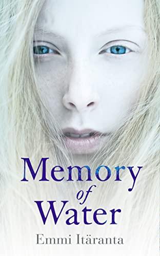 9780007529926: Memory of Water