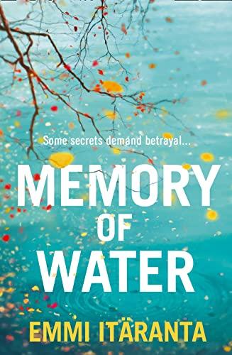9780007529940: Memory of Water