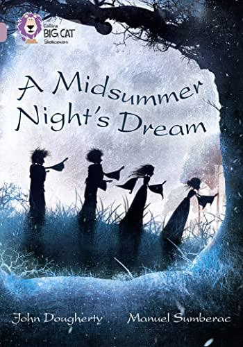 9780007530120: Collins Big Cat - A Midsummer Night's Dream: Band 18/Pearl