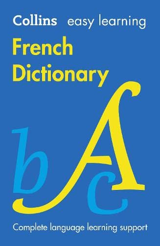 9780007530960: Easy Learning French Dictionary (Collins Easy Learning French)