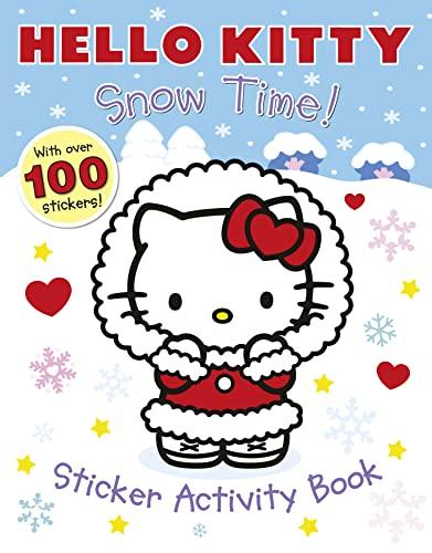 9780007531042: Snow Time! Sticker Activity Book