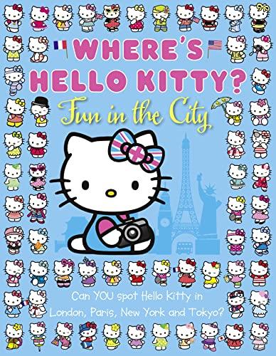 9780007531066: Where's Hello Kitty: Fun in the City