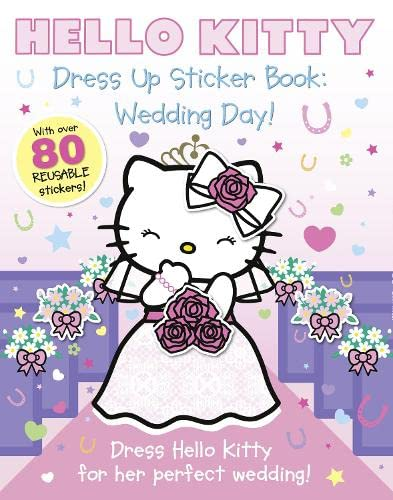 9780007531103: Dress Up Sticker Book Wedding Day (Hello Kitty)
