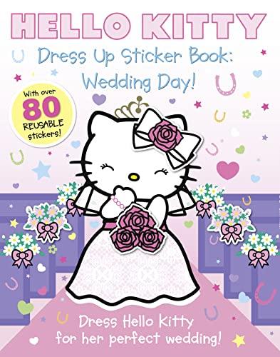 9780007531103: Dress Up Sticker Book Wedding Day (Hello Kitty)