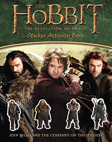 9780007531127: Sticker Activity Book (The Hobbit: The Desolation of Smaug)