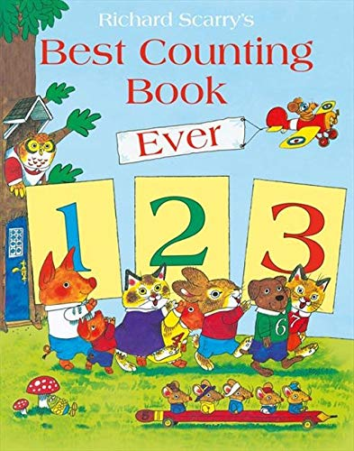 9780007531141: Best Counting Book Ever