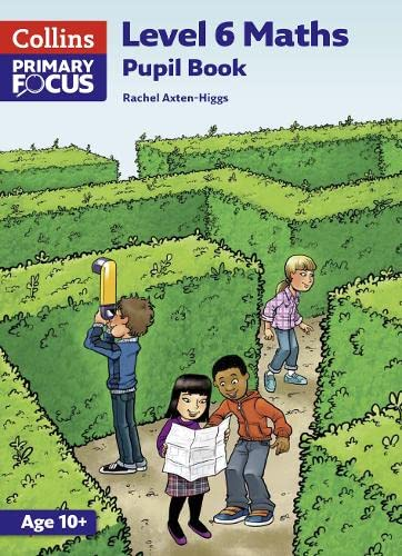 9780007531165: Collins Primary Focus Maths ? Level 6 Maths: Pupil Book