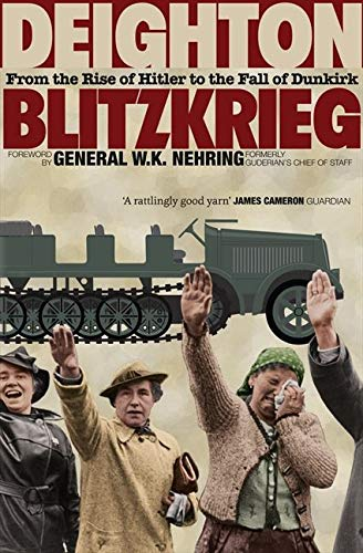 9780007531196: Blitzkrieg: From the Rise of Hitler to the Fall of Dunkirk