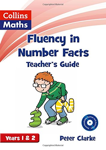 9780007531271: Fluency in Number Facts - Teacher's Guide Years 1 & 2