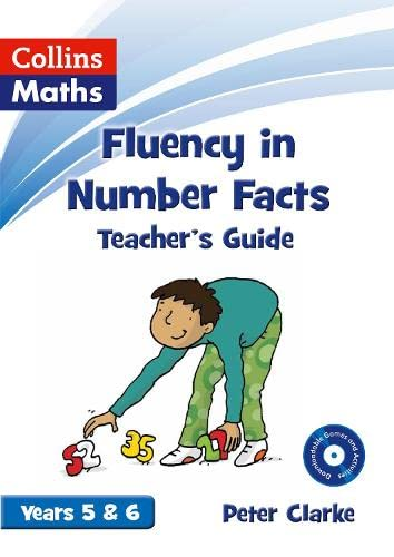 9780007531295: Fluency in Number Facts - Teacher's Guide Years 5 & 6