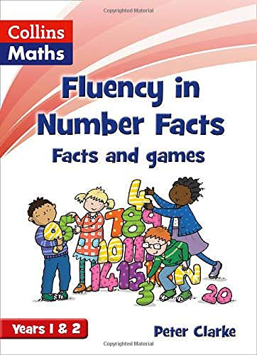 9780007531301: Fluency in Number Facts - Facts and Games Years 1 & 2
