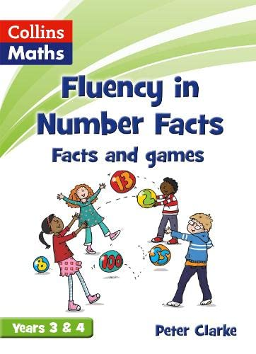 9780007531318: Fluency in Number Facts - Facts and Games Years 3 & 4