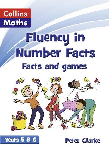 9780007531325: Fluency in Number Facts - Facts and Games Years 5 & 6