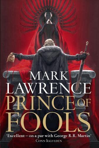 9780007531530: Prince of Fools (Red Queen's War, Book 1)