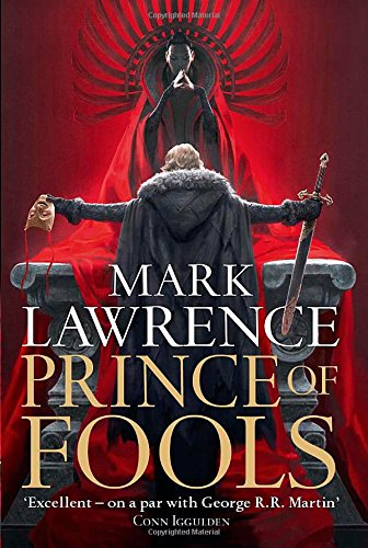 9780007531530: Prince of Fools (Red Queen's War, Book 1)
