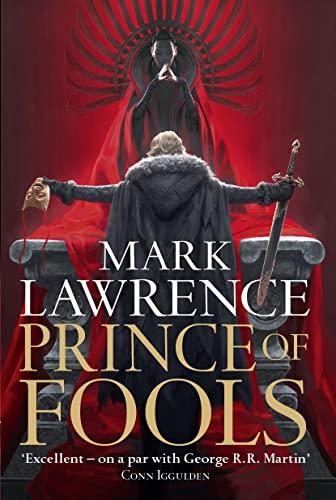 9780007531530: Prince of Fools (Red Queen's War)