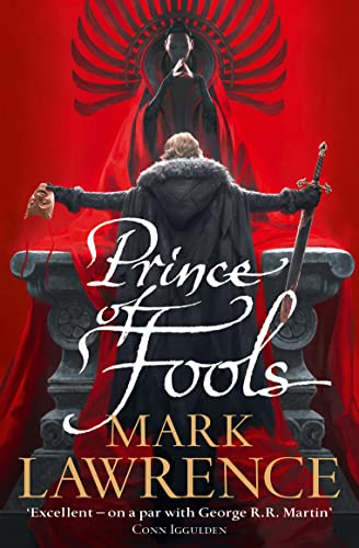 9780007531561: Prince of Fools (Red Queen's War, Book 1)