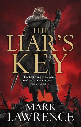 9780007531578: The Liar's Key (Red Queen's War)