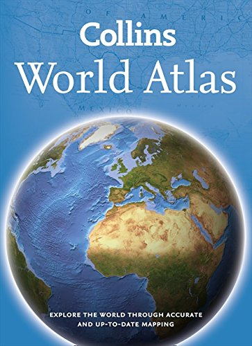 9780007531783: Collins World Atlas