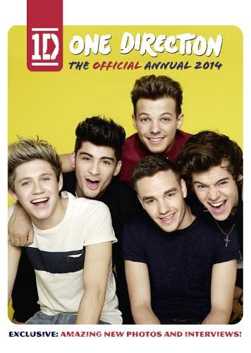 9780007532001: One Direction: The Official Annual 2014 Exclusive ANZ only edition