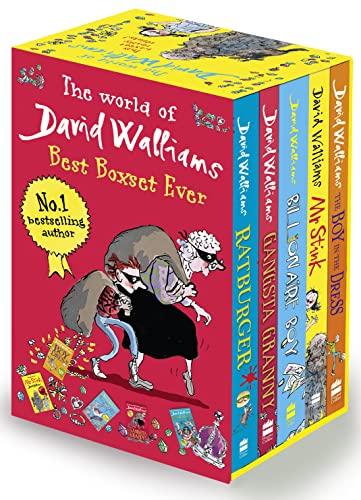 9780007532216: The World of David Walliams: Best Boxset Ever