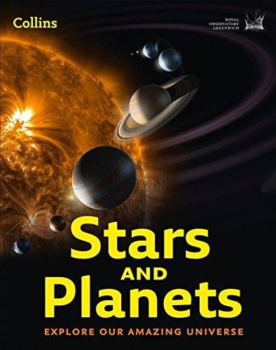9780007532261: Collins Stars and Planets (Royal Observatory Greenwich)