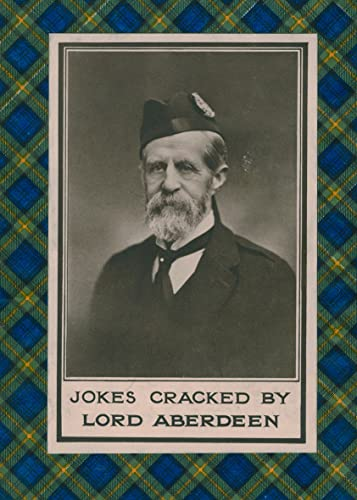 9780007532353: Jokes Cracked By Lord Aberdeen