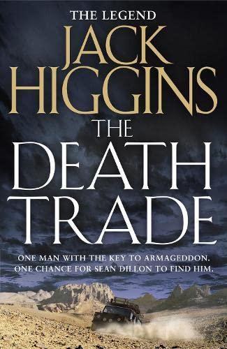 9780007532575: The Death Trade (Sean Dillon Series, Book 20)