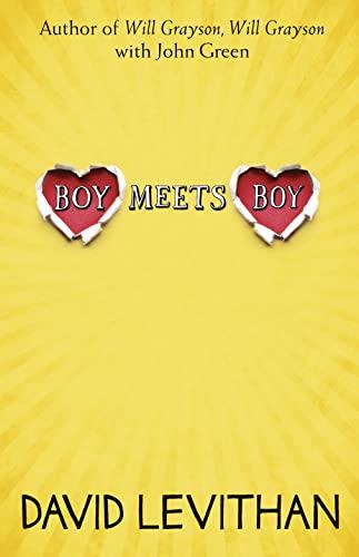 9780007533039: BOY MEETS BOY PB