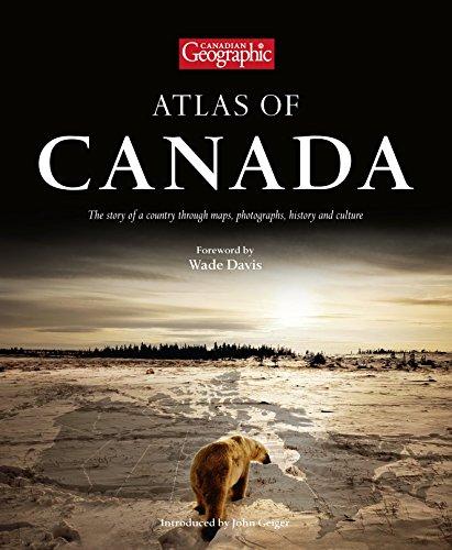9780007534678: Atlas Of Canada