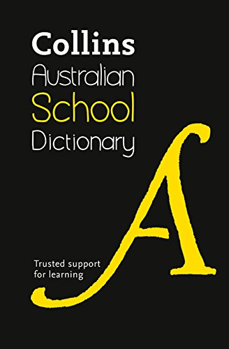 9780007535057: Collins Australian School Dictionary (English and English Edition)