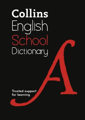 9780007535064: Collins English School Dictionary: Fifth Edition (Collins School)
