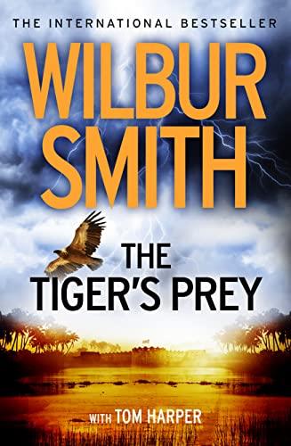 9780007535941: Tiger's Prey