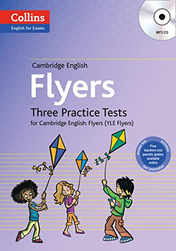 9780007535989: Practice Tests for Flyers: YLE (Collins Cambridge English)