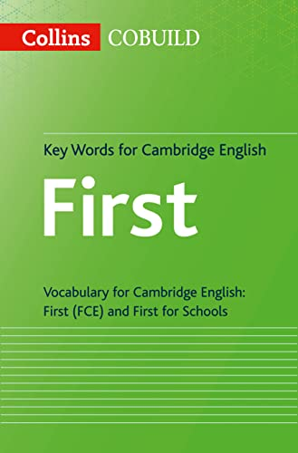 9780007535996: Key Words for Cambridge English First (Collins Cambridge English)