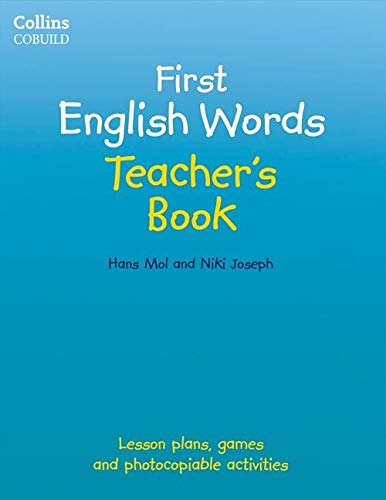 9780007536009: Teacher's Book: Age 3-7 (Collins First English Words)