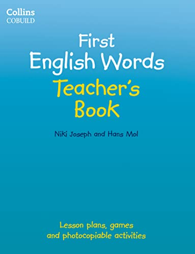 9780007536009: First English Words Teacher's Book (Collins First)
